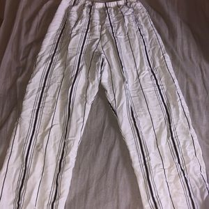 Pants - Stretchy Stripped Joggers